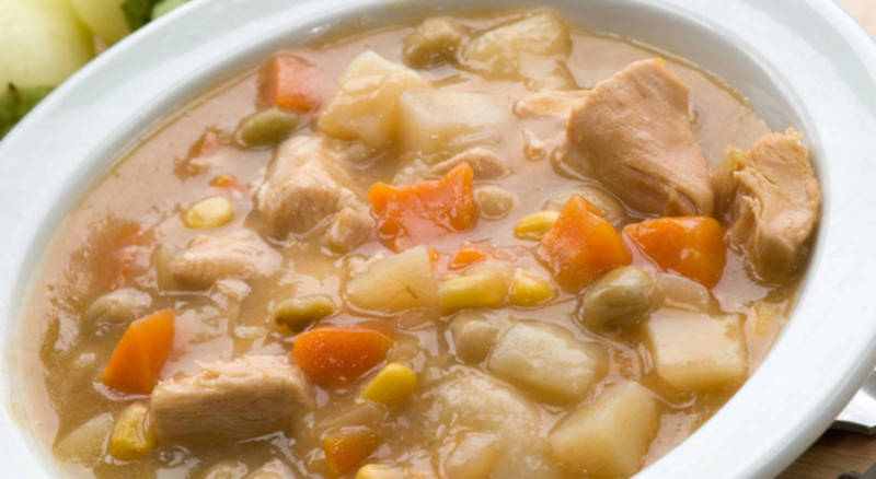 chicken-casserole homemade recipe for dogs