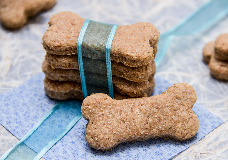 peanut butter cookie recipes for dogs