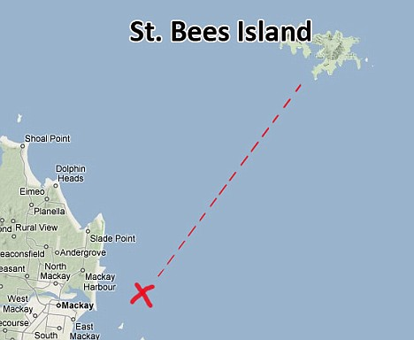 St. Bees Island