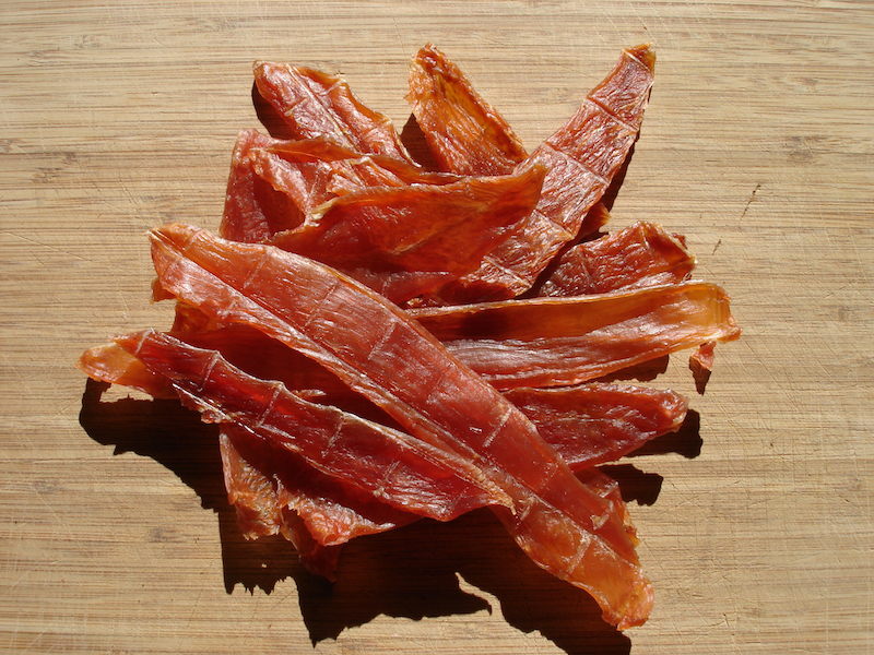 chicken jerky homemade recipes for dogs