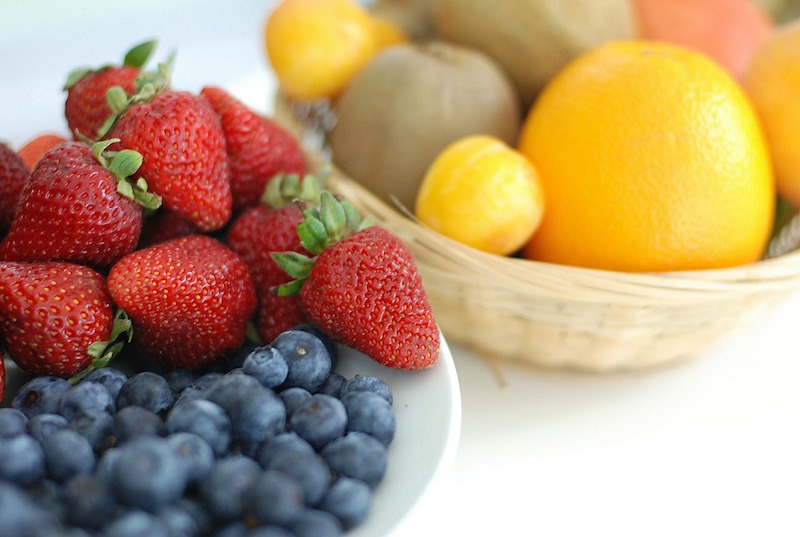 fruit salad sensation homemade foods for dogs